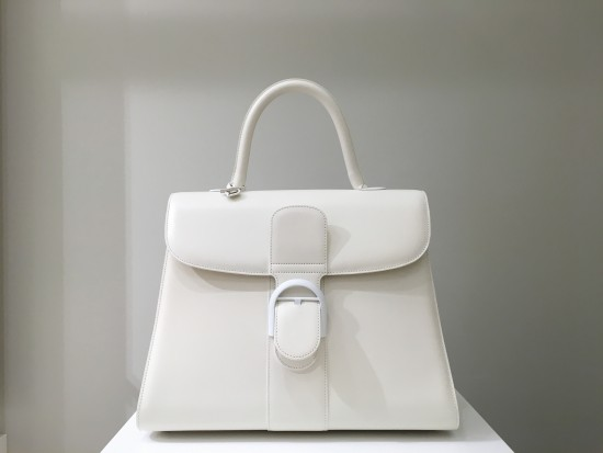 The bag made by DELVAUX called Le Brillant