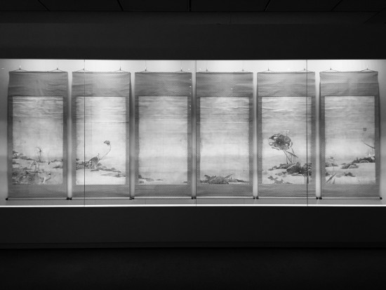 Jakuchu Ito's exhibition at the Tokyo Metropolitan Art Museum